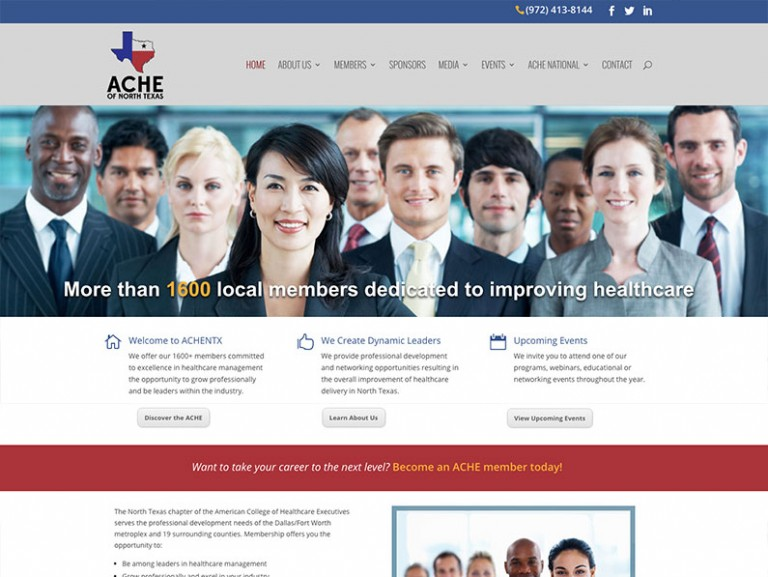 North Texas American College of Healthcare Executives