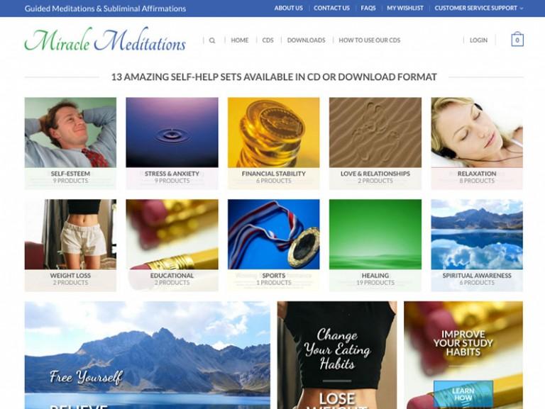 Miracle Meditations