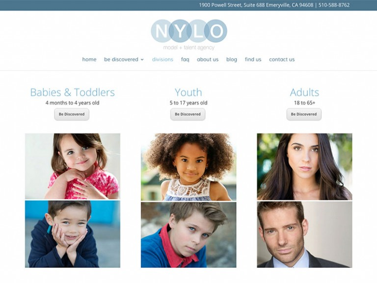 NYLO Model & Talent Agency