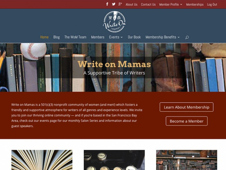 Write on Mamas