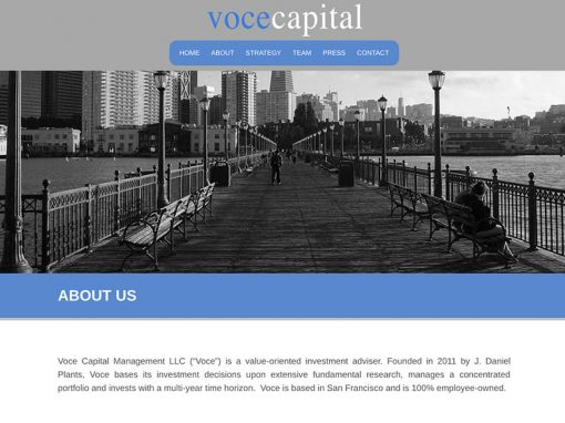 Voce Capital Management